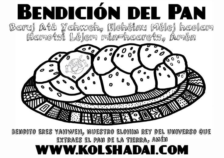 bendicion de pan  kolshadai com  bendiciondepan