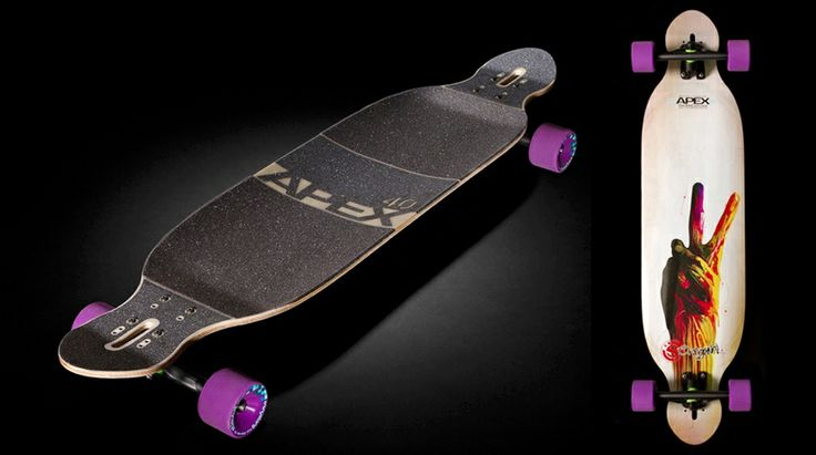 Original Skateboards Apex 40 Double Concave - Maybe my future board!! It looks so awesome!