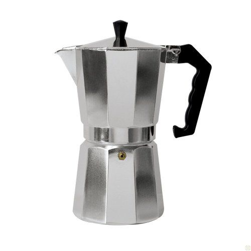 6 Cup Italian Style Expresso Coffee Maker for Use on Gas Electric and Ceramic Cooktops ** Learn more by visiting the image link.Note:It is affiliate link to Amazon.