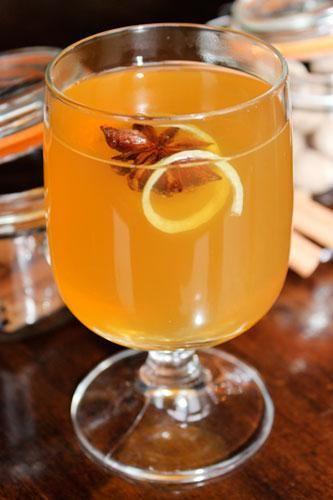 Spiced Mulled Cider | Christmas | Pinterest