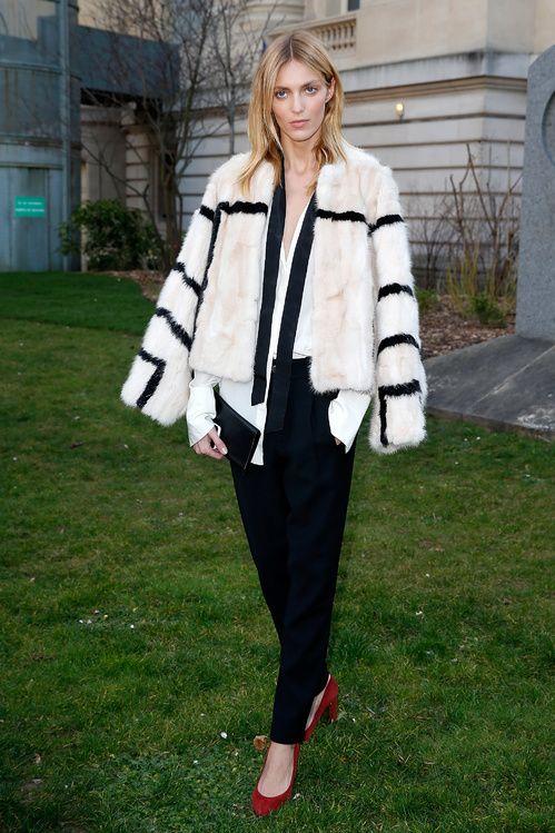 Anja Rubik's best looks | Vogue Paris