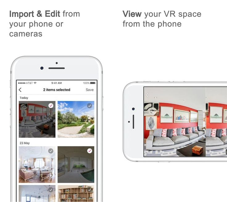 VR Maker - Create professional VR content with your phone in seconds. (Android, iPhone, and Virtual Reality) Discover 8 alternatives like Leap Motion VR and Vrideo