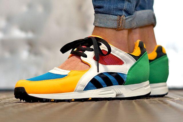 #adidas EQT Racing #sneakers