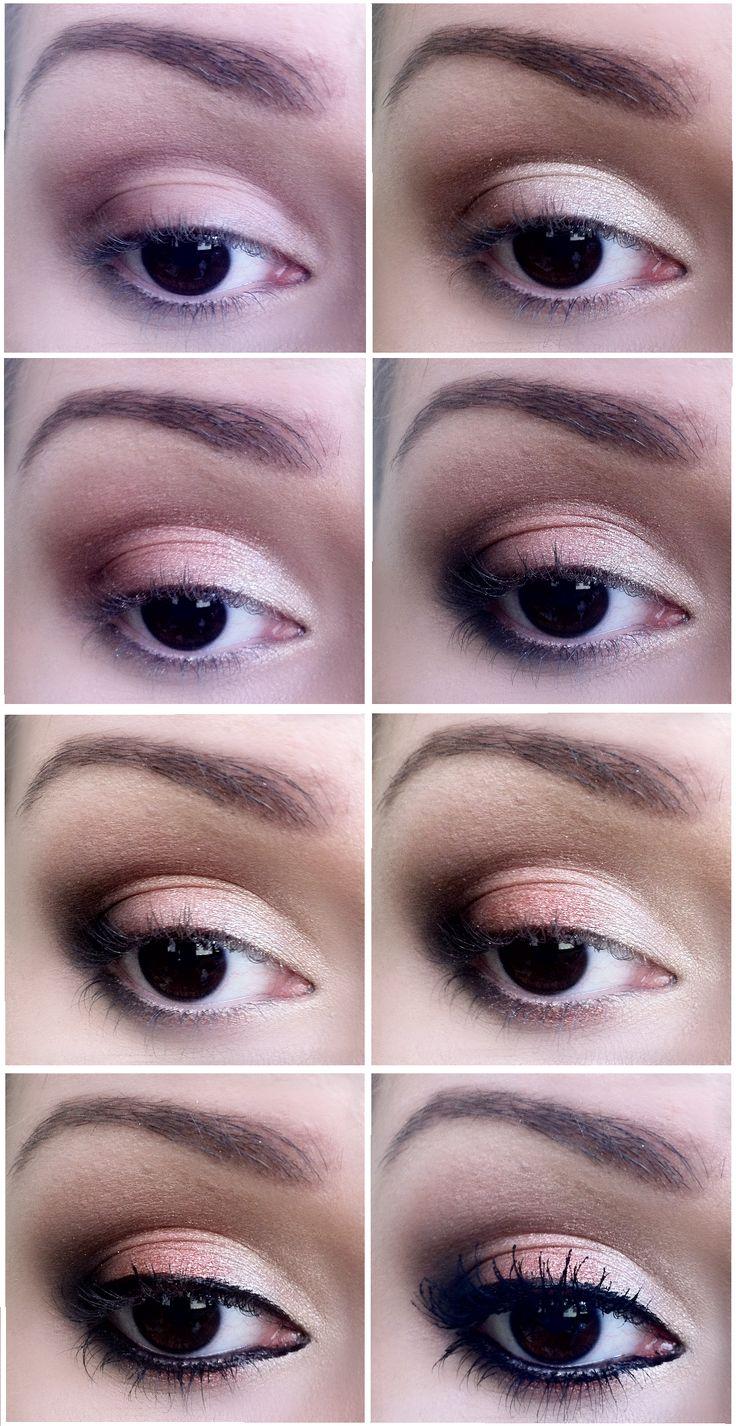 Passo a Passo | Maquiagem para festas de final de ano - Tudo Make – Maior blog de maquiagem, beleza e tutoriais de Curitiba.