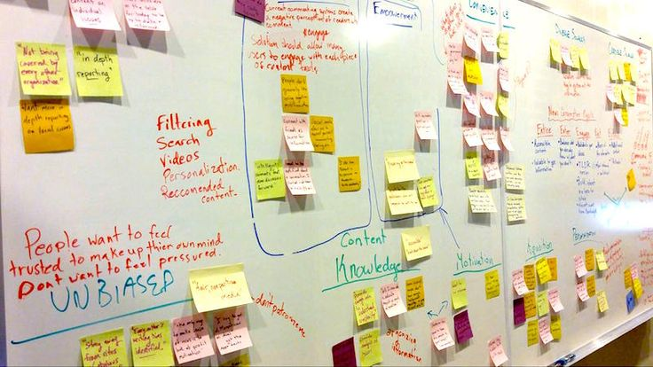 UX Designers have two goals: help the user, help the business