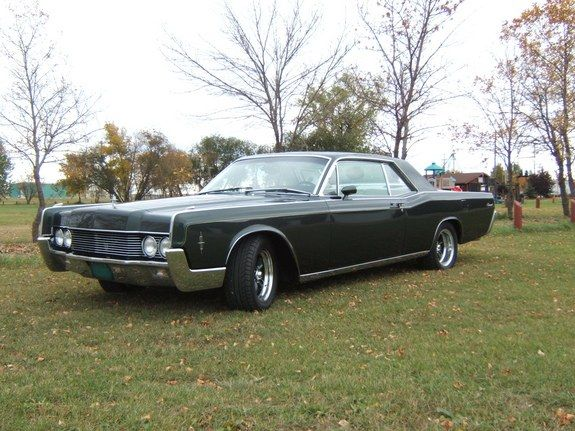 1966462 1966 Lincoln Continental 9662114