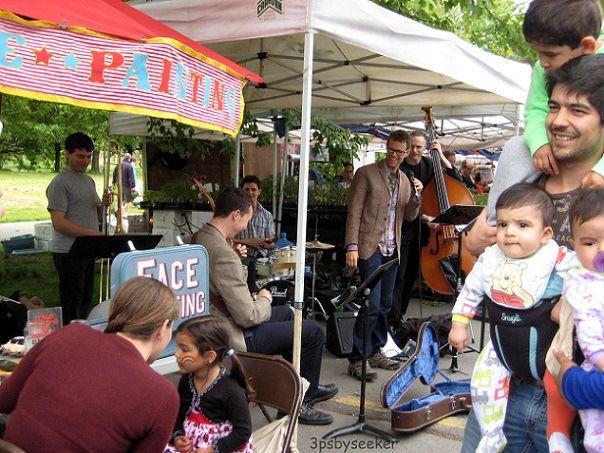 Trout Lake Farmers Market Festival