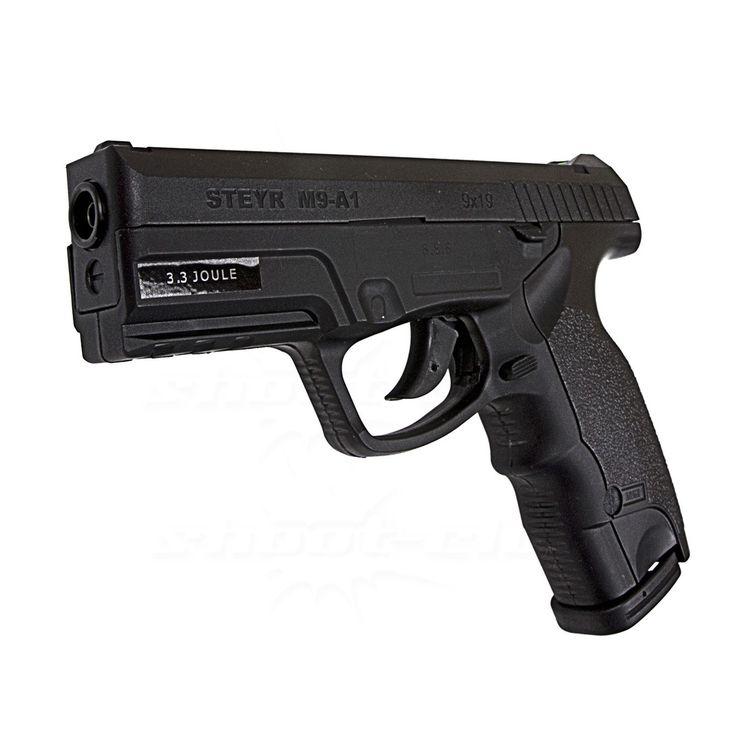 Steyr M9A1 Dual Tone CO2-Pistole NBB 4,5mm - bicolor