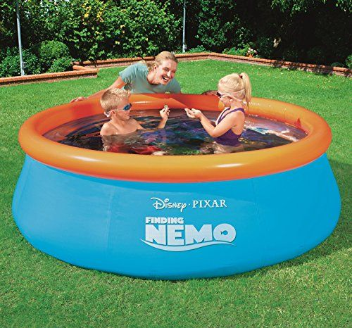Bestway Disney Finding Nemo 3d Adventure Pool Disney