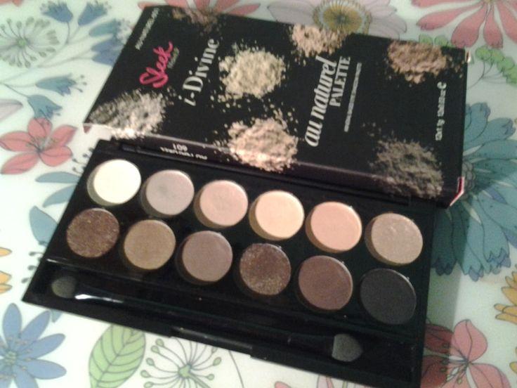 Nat Fashion Diary: Mes palettes Sleek makeup