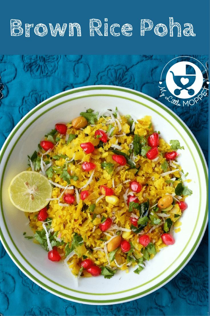 Best 25 organic brown rice ideas on pinterest stir fried rice poha is a dish thats healthy yummy and easy to make to make it forumfinder Images