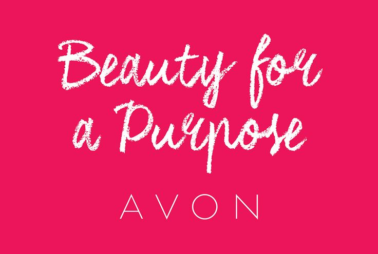 AVON – «Beauty for a Purpose»