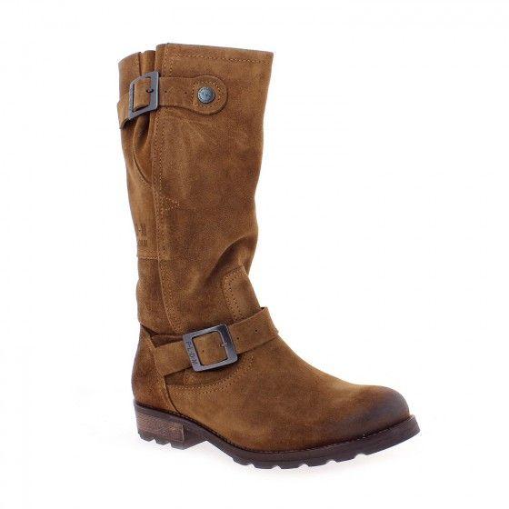 #Bessec Bottes #PALLADIUM URBAN Marron à 149€ disponibles sur http://www.bessec-chaussures.com/... ou dans nos magasins.