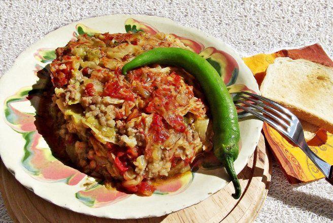 Retete Culinare - Varza a la Cluj