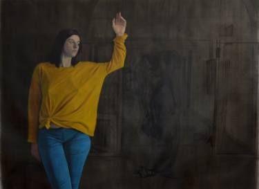 "Saatchi Art Artist Emanuel-Alexandru Gliga; Painting, ""Light conflict"" #art"