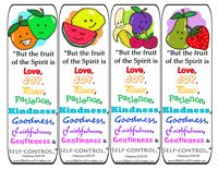 Fruit of the Spirit Bible Crafts-One of my favorite printable sites