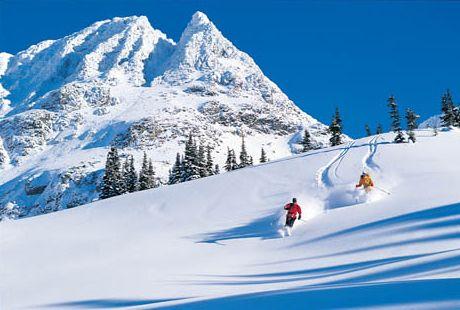 Colorado, snow ski Winter Park, Silver Creek, Copper Mountain, and Keystone.
