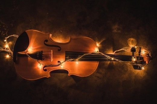how to play c on violin