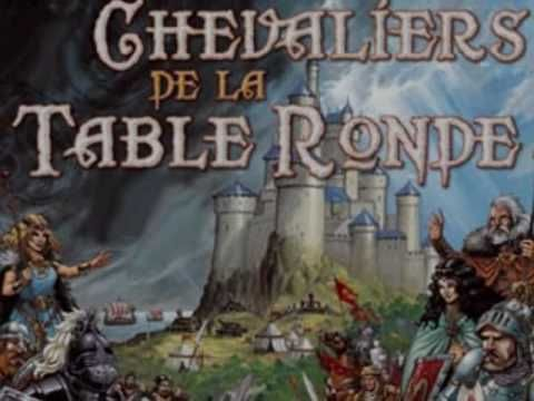 1000 images about french histoires et legendes on - Les chevaliers de la table ronde lyrics ...