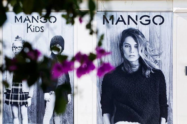 #mango #yvesrocher #fashionshow