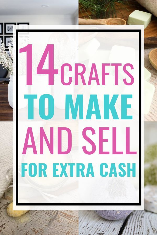 Easy Crafts That Make Money 14 Simple Crafts To Make And Sell