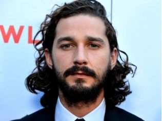 Shia LaBeouf's Latest Haircut is Actually a Post-Postmodern Masterpiece