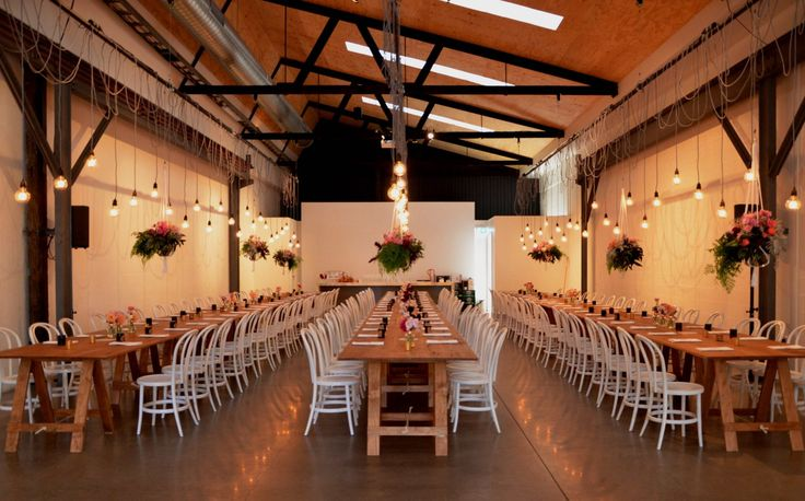 Looking for a beautiful venue in Melbourne? We have the perfect space for you to create your unique dream wedding! This stunning industrial warehouse can be transformed to suit any theme. For more information, check out our website.