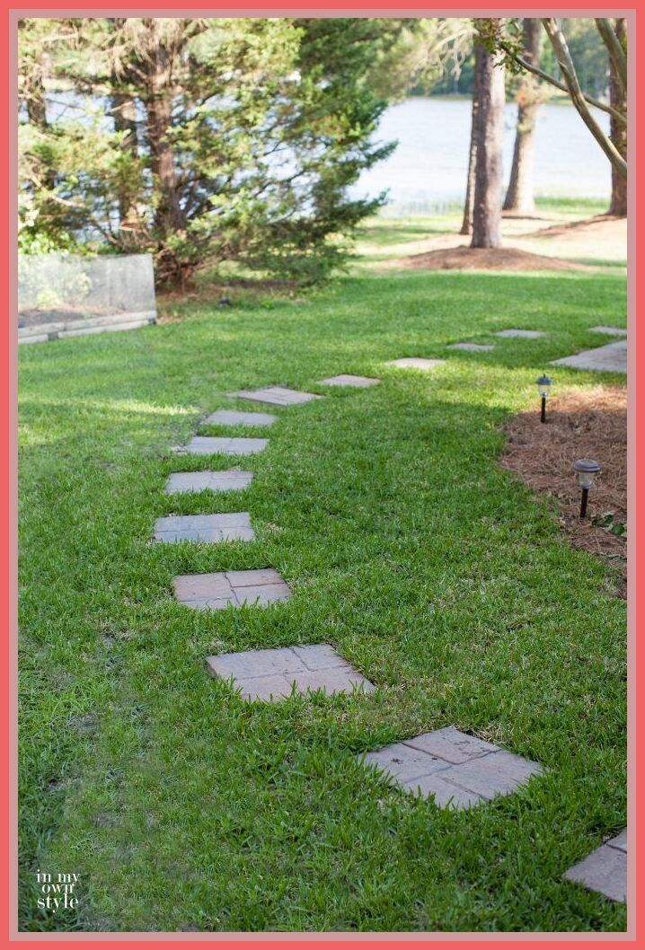 How To Get Rid Of Grass Growing Between Pavers