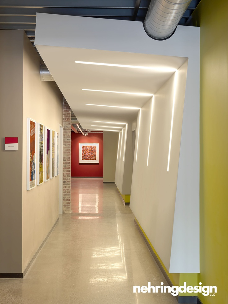 66 best corridors images on pinterest runners corridor for Corporate interior design