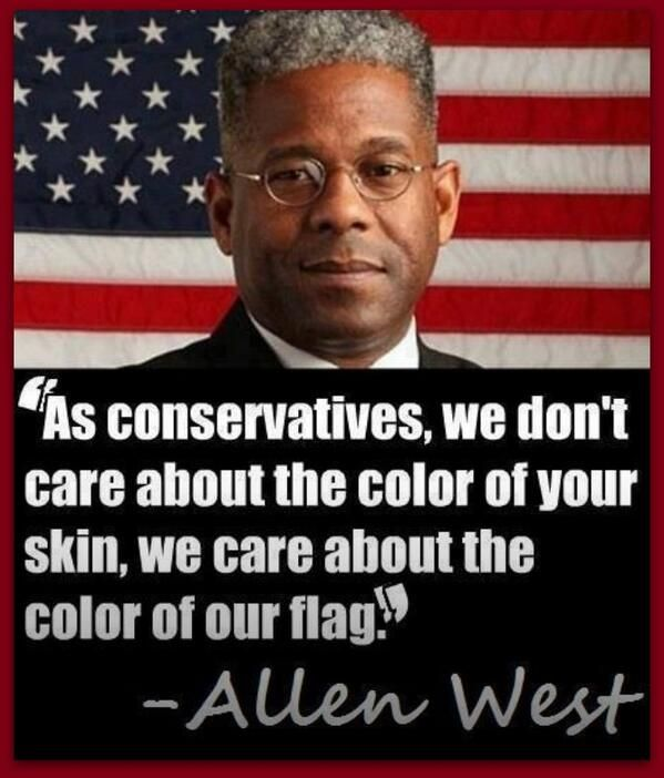 Love Allen West, God bless you Col. West You need to be promoted to General Sir... DW please help the persecuted christians support www.persecution.org