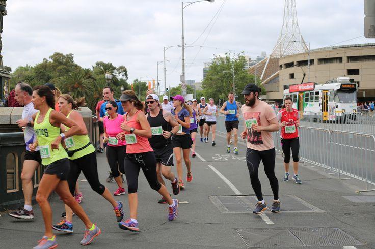 Melbourne Marathon 2015
