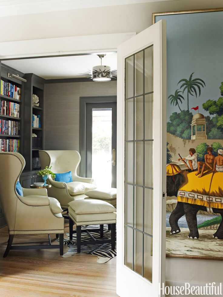 37 Home Library Design Ideas With a Jay-Dropping Visual ...