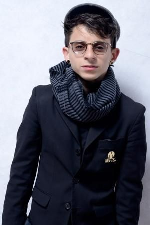 If I had to pick my favorite hipster it would be him (Rico from Hannah Montana)