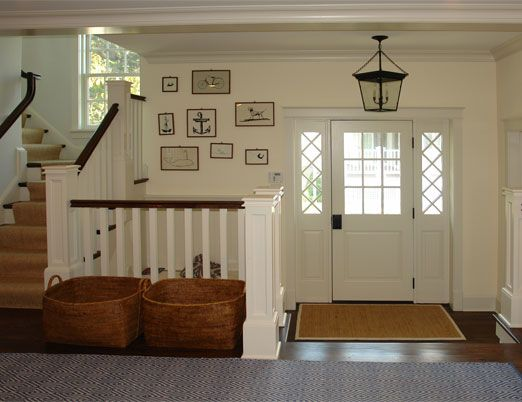 Sunken Foyer Home Decor : Best ideas about entry stairs on pinterest wasted