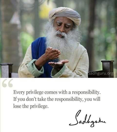 Sadhguru | Quot...