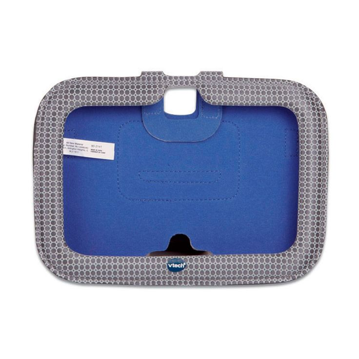 - Deze Storio S3 hoofdsteun tas is ideaal om video's te bekijken tijdens lange autoritten.- De tas is eenvoudig te bevestigen aan de hoofdsteun van een autostoel.- De tas beschermt de tablet ook tijdens het spelen.- Met verstelbare riem. Afmeting: Geschikt voor de VTech Storio 3S - VTech Storio 3S Hoofdsteun-Tas