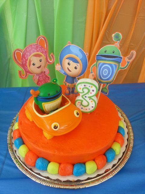 """Photo 2 of 6: Team Umizoomi / Birthday """"Cohen's 3rd birthday"""" 