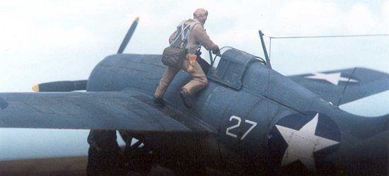 F4F Wildcat at Guadalcanal