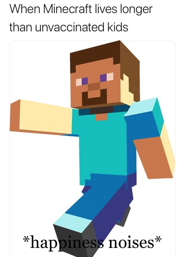 Me Irl Memes Geek Culture Minecraft Memes