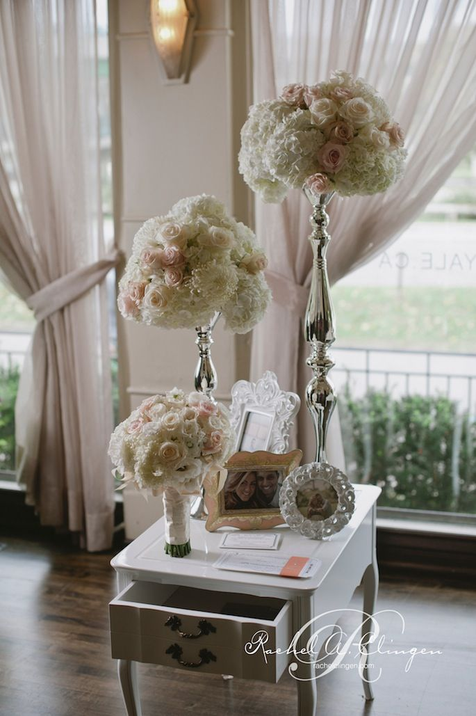pretty receiving line ideas.. nice way to welcome guests!  photo credit Impulse Photography