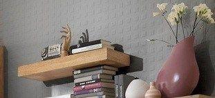 Półka dębowa Okey 70 cm