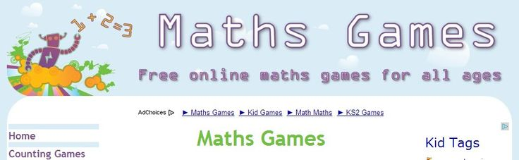 Online Numeracy Resources Part 2