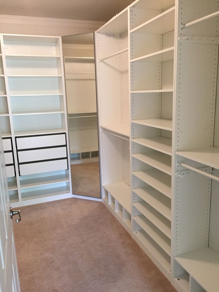 25 best ideas about ikea closet system on pinterest for Ikea closet storage
