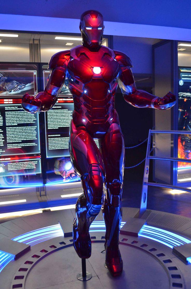 Exposition : Marvel Avengers S.T.A.T.I.O.N.   Le blog des collectionneurs