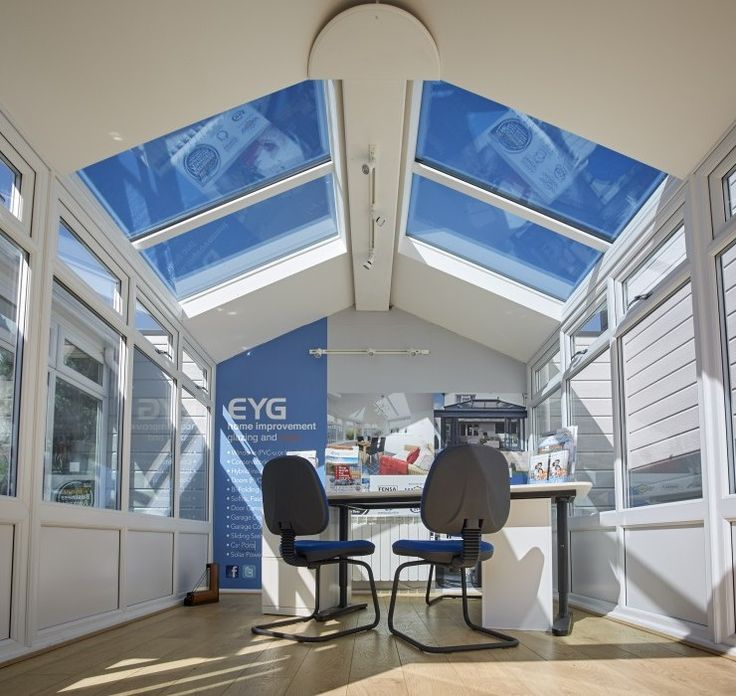 Replacement Conservatory Roofs | Solid Conservatory Roofs | Hybrid Conservatory Roof System | Tiled Conservatory Roofs | EYG Home Improvements