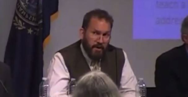Progressive Professor Stuns Audience  When He Reveals Why He Co-Wrote the 'Common Core' Education Standards - *Dr. David Pook is a professor at Granite State College and chair of the history department at the Derryfield School*