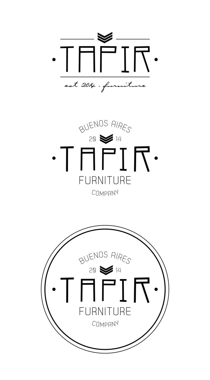 Furniture Design Companies 7 best logo images on pinterest | logo designing, daily