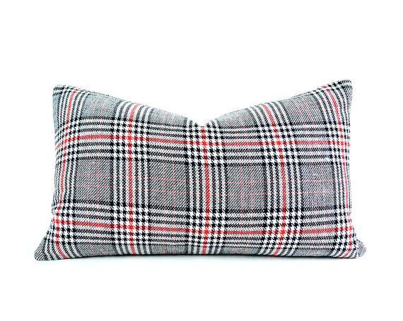 1000 Images About Plaid Pillows Tartan Cushions On