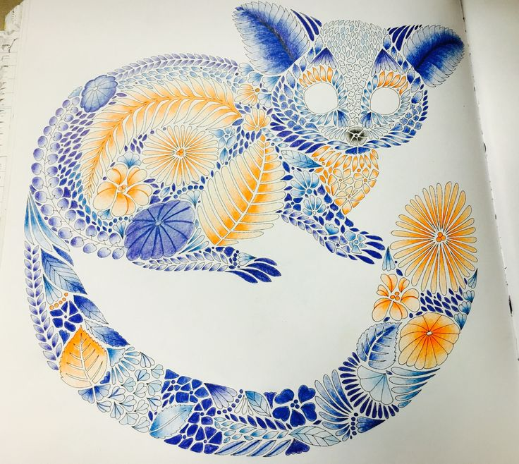 189 Best Images About Color Book Tropical Wonderland