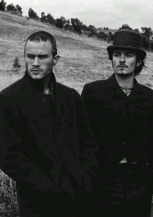 Heath Ledger & Orlando Bloom